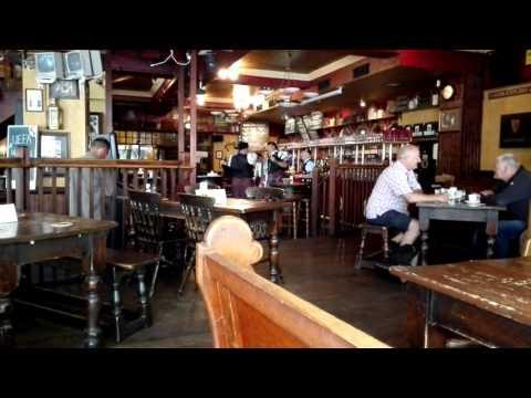Scotland music in Fiddler pub (Den Haag)