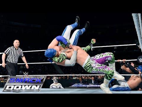 Los Matadores vs. The Lucha Dragons: SmackDown, May 7, 2015
