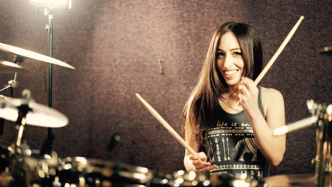 A PERFECT CIRCLE  PET  DRUM COVER BY MEYTAL COHEN  YouTube