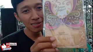 Vlog mas gun part 3 - Dapat undangan dari Shepin Misa atine ambyar.....