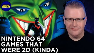 Nintendo 64 Games That Were 2D | Friday Night Arcade