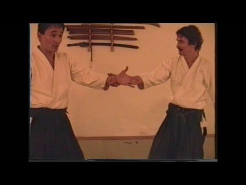 Yokota Sensei - Seminar 1991 Aikidojo Amsterdam - part 1