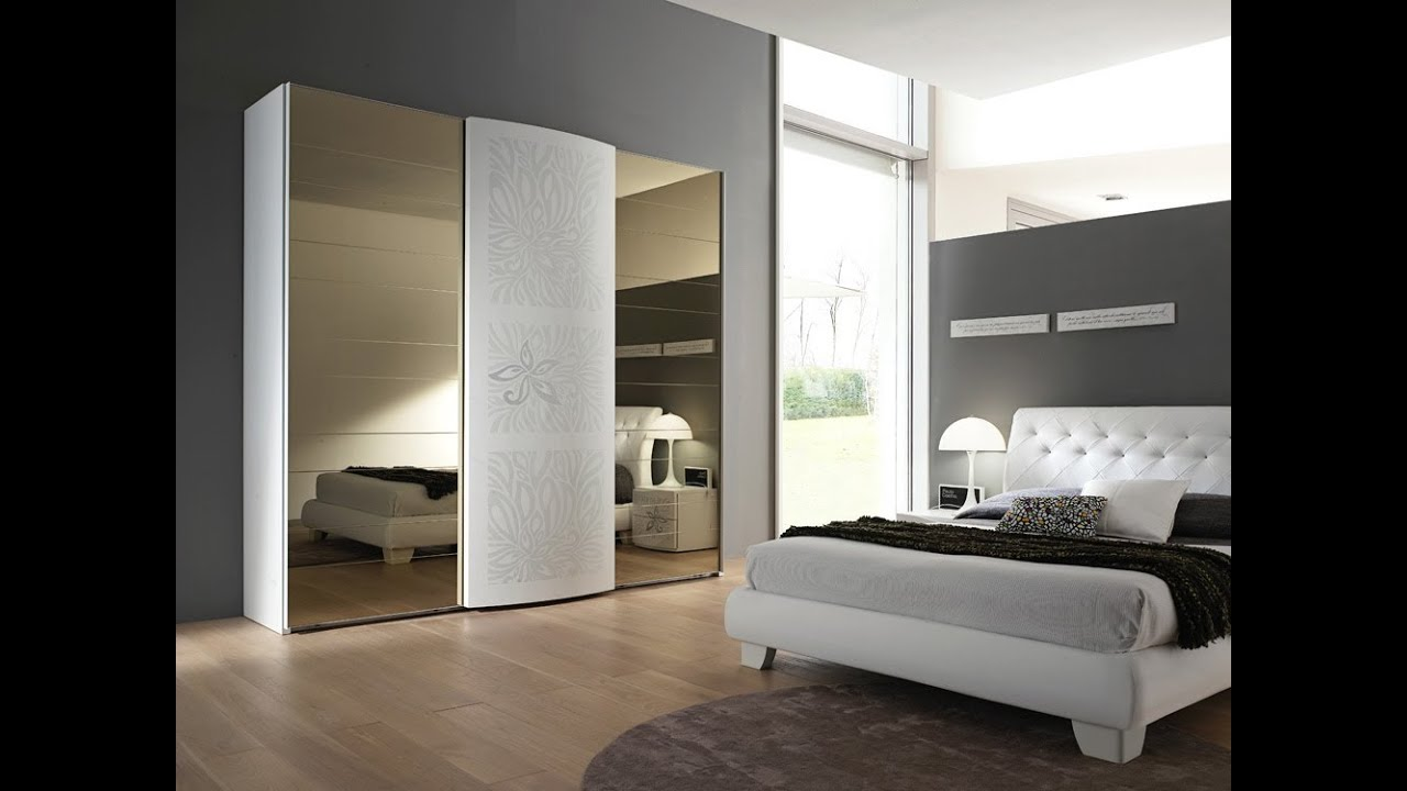 Arredamento moderno cucina e camera da letto vanilla for Armadio moderno camera da letto