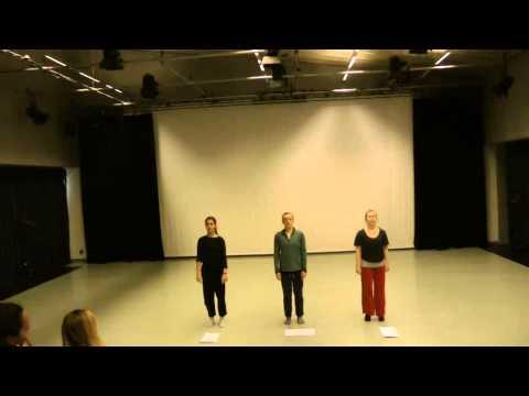 'Untitled' (2013)-Choreographed by Emma Burns