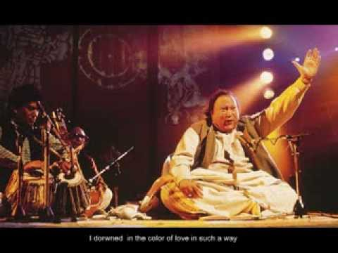 Nusrat Fateh Ali Khan - Sanson Ki Mala Pe - Complete [English Subtitles]