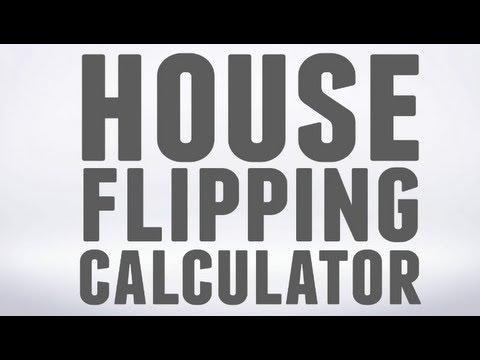 House Flipping Calculator - From BiggerPockets