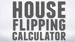 House Flipping Calculator - From BiggerPockets