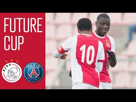 Highlights Ajax O17 - PSG