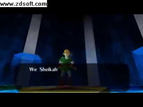 The Legend of Zelda: Ocarina of Time - Bongo Bongo
