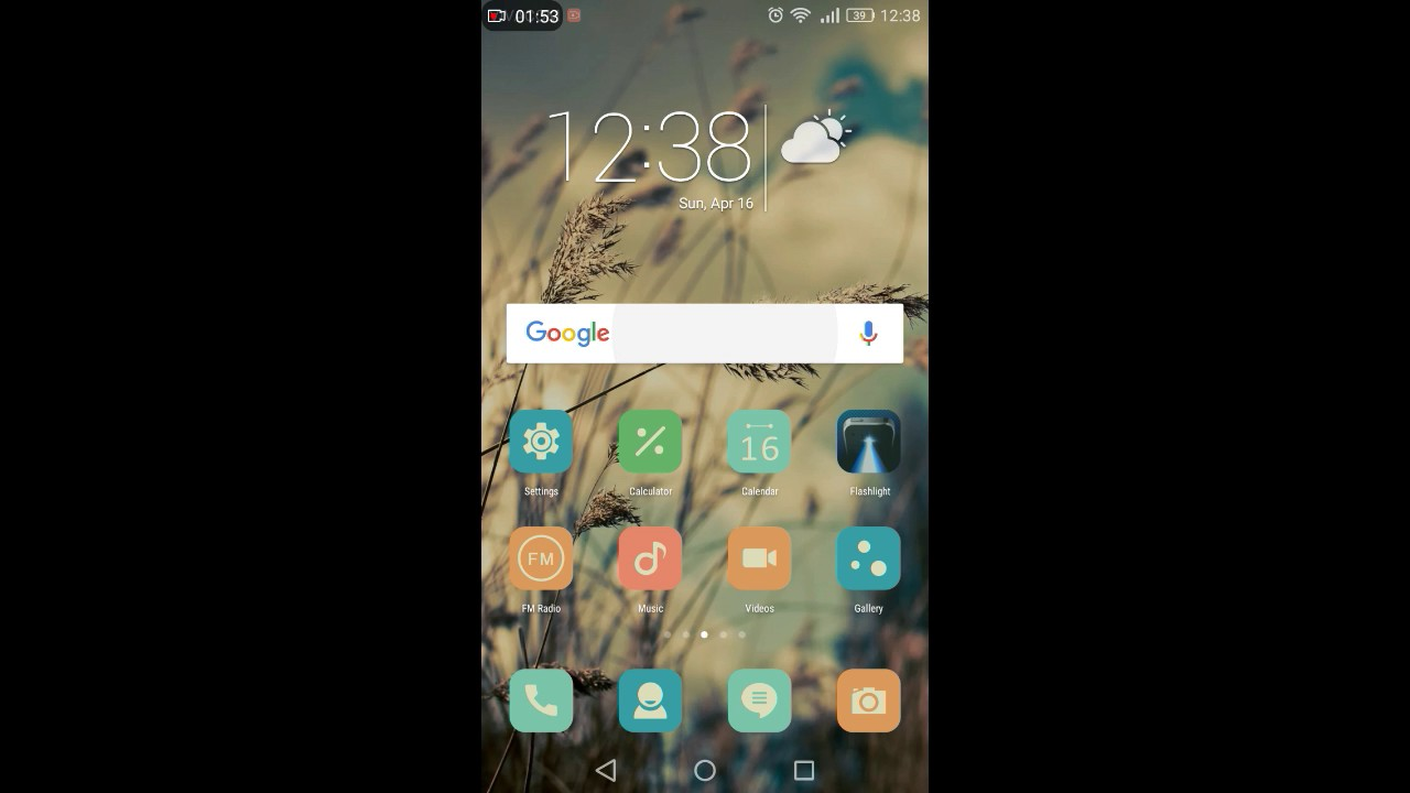 Change Keyboard on Huawei p8 lite Android