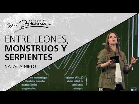 📺 Entre leones, monstruos y serpientes - Natalia Nieto - 25 Noviembre 2018