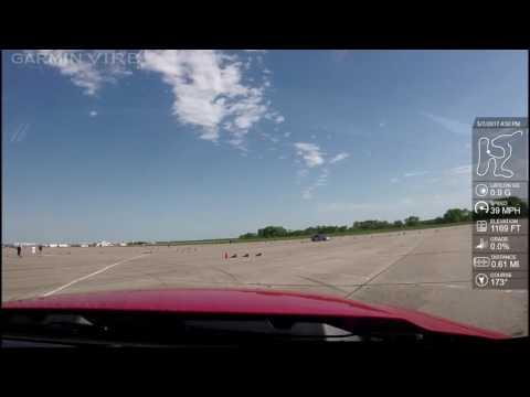 SCCA Nebraska Region Autocross, Event #2, May 7, 2017