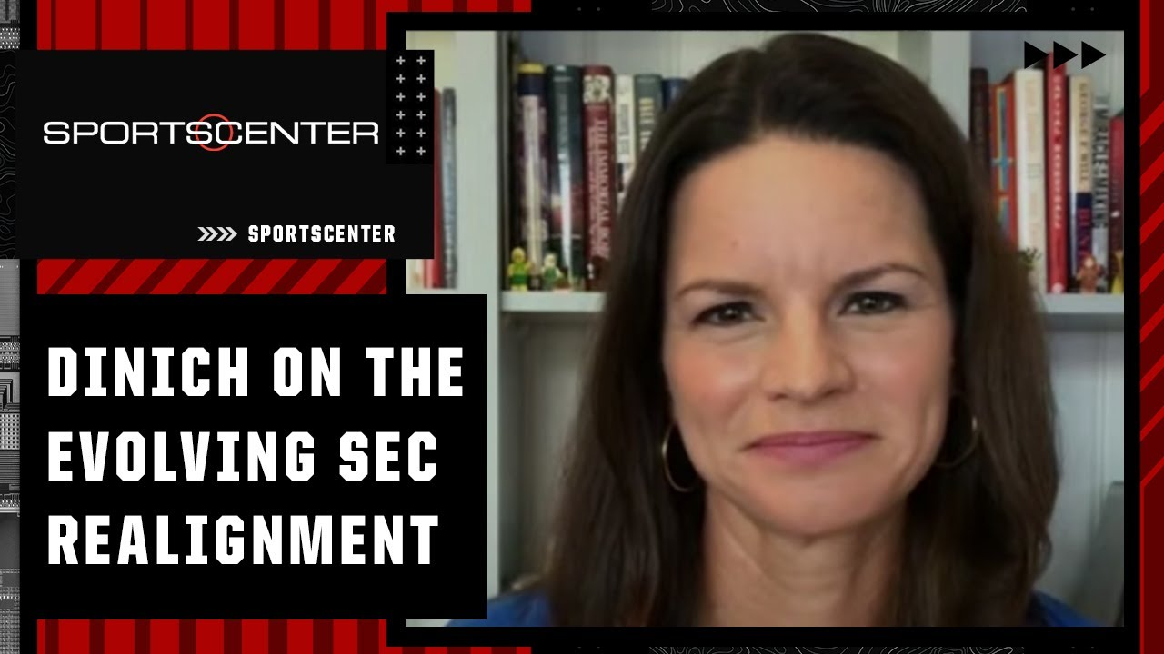 Decision makers from coast-to-coast are planning on Texas & OU to the SEC - Dinich   SportsCenter