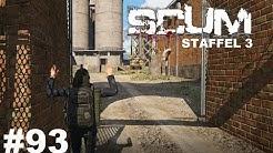 SCUM - Server ist umgezogen !!! / Hände hoch Steffi #93 Staffel 3 Gameplay Deutsch