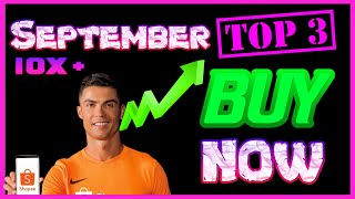 TOP 3 STOCKS To BUY NOW September 2020 (High Growth) | Growth Investing | How To Get Rich (5 years)