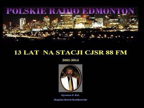 Polskie Radio Edmonton Czerwiec 2015r. - prezentuje zespół Wędrowne Gitary