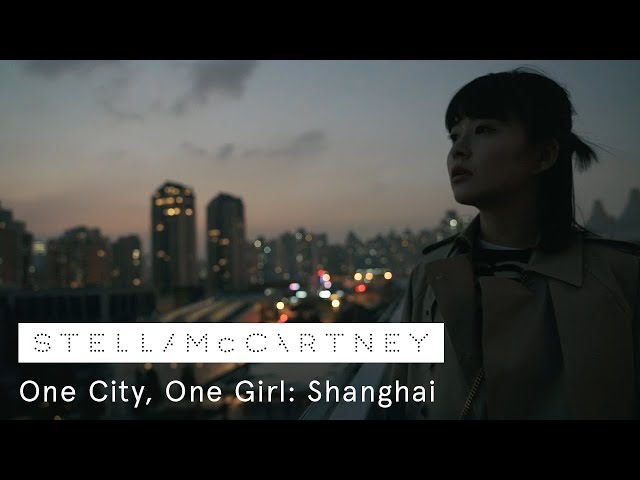 Stella McCartney's One City, One Girl: Shanghai with Fil Xiaobai