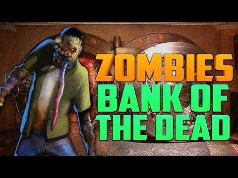 BANK OF THE DEAD ★ Left 4 Dead 2 (L4D2 Zombie Games)