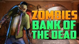 BANK OF THE DEAD ★ Left 4 Dead 2 (L4D2 Zombie Games)