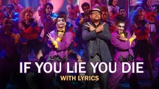 If You Lie You Die (Full Song With Lyrics) - Table No.21