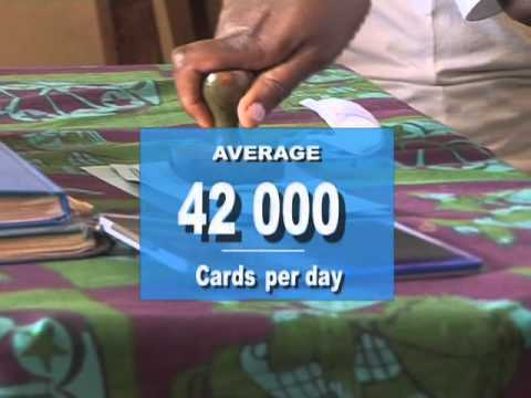 Nearly One Million Identity Cards for Burundian Citizens