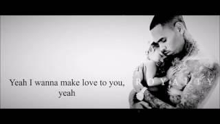 Chris Brown Make Love Lyrics HD