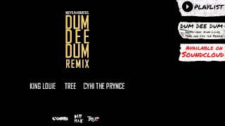 Repeat youtube video Keys N Krates - Dum Dee Dum ft King Louie, Tree, and CyHi the Prynce (Remix Audio) | Dim Mak Records