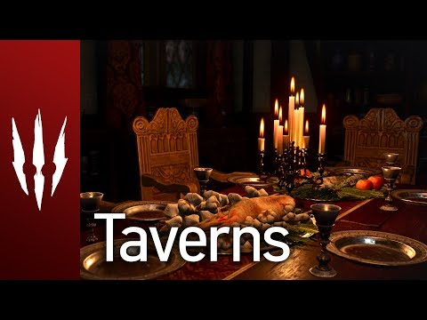 Witcher 3 - Music & Ambience - Taverns
