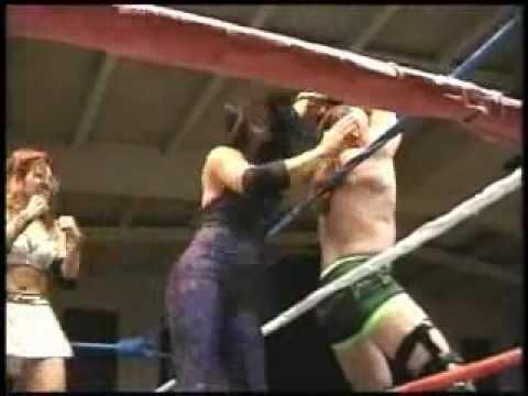 Ivory/Dash Riprock vs Tiffany/Shannon Ballard 10/1...