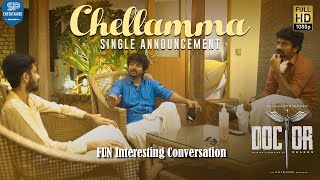 Chellamma Songs Making video - Doctor - Anirudh, SK and Nelson - Tik Tok Song