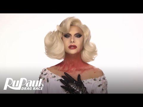 Drag Makeup Tutorial: Trinity Taylor's Lady Gaga Look | RuPaul's Drag Race Season 9 | Now on VH1