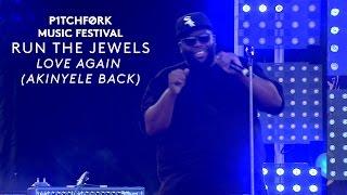 "Run The Jewels perform ""Love Again (Akinyele Back)"" ft. Gangsta Boo - Pitchfork Music Festival 2015"
