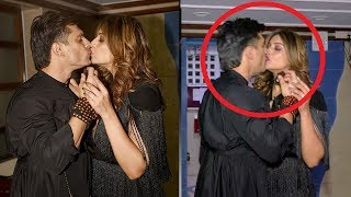 Bipasha Basu KISSING Karan Singh Grover In Public