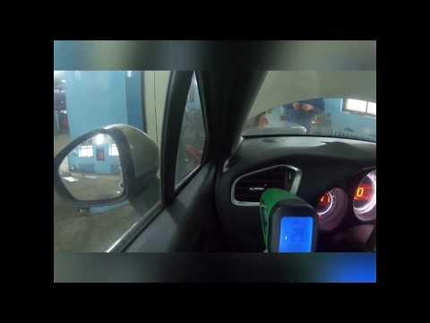 Citroen DS4 ПЛОХО РАБОТАЕТ ПЕЧКА! Промывка радиатора отопителя без снятия!!