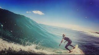 Desert Sun - Surfing in Canarias