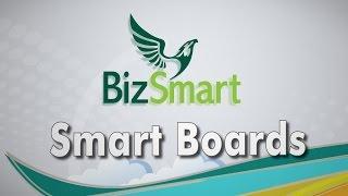 BizSmart Smart Boards Explainer