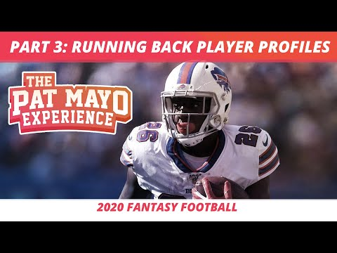 2020 Fantasy Football RB Rankings — Running Back Player Profiles And Early ADP: Part 3