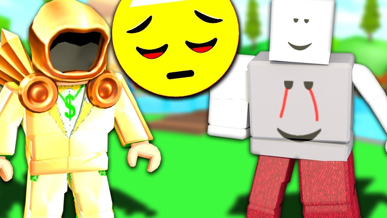 I went from rich to poor in Roblox... - YouTube