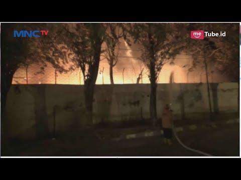 Kebakaran, Pabrik Kerupuk dan Dua Rumah di Pasuruan Ludes - LIP 14/09