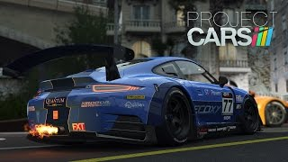 Новый трейлер гонки Project Cars