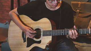 숀 (SHAUN) - Way Back Home Fingerstyle / Guitar Solo Cover