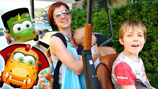 Новый отель на море Рум тур Маша Капуки и дети в Турции Влог