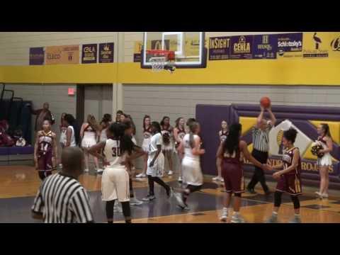 ASH Trojans V Natchitoches Central High School Chiefs-Alexandria, Louisiana-February 3rd, 2017