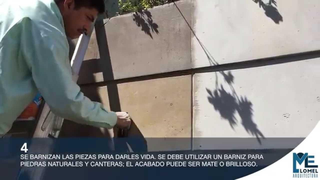Limpieza de cantera youtube for Piedra blanca limpieza mercadona