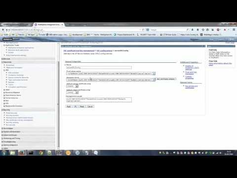 Connecting IBM MQ and WebSphere Application Server using SSL