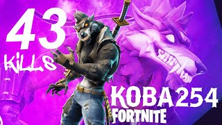 KOBA254 Team Rumble 43kills iPad Pro / Видео