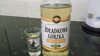 Zulodkowa Gorzka Polish Vodka Review