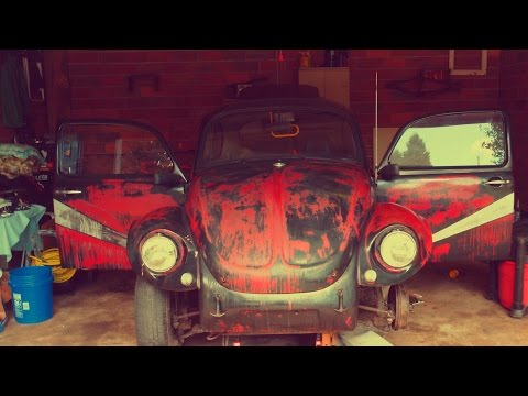 1971 super beetle project: tail lights