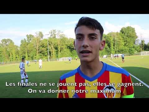 Interview de Rubén Iranzo Lendínez (capitaine Valencia CF)