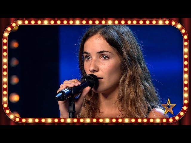 Esta CANTANTE viene a SUPERAR SUS MIEDOS en el escenario | Inéditos | Got Talent España 2019